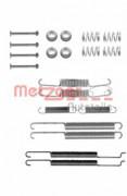 Монтажный комплект тормозных колодок METZGER 105-0726
