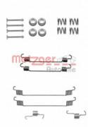 Монтажний комплект гальмівних колодок METZGER 105-0820