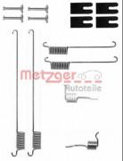 Монтажний комплект гальмівних колодок METZGER 105-0829