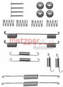 Монтажний комплект гальмівних колодок METZGER 105-0861