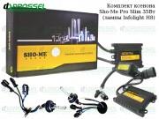 Ксенон Sho-Me Pro slim / Infolight H8 (3000K, 4300K, 5000K, 6000K, 8000K) Xenon