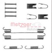 Монтажный комплект тормозных колодок METZGER 105-0883