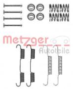 Монтажный комплект тормозных колодок METZGER 105-0896