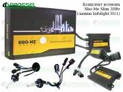 Ксенон Sho-Me Pro slim / Infolight H11 (3000K, 4300K, 5000K, 6000K, 8000K) Xenon
