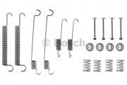 Монтажный комплект тормозных колодок BOSCH 1987475051
