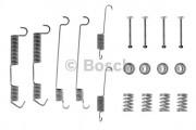 Монтажный комплект тормозных колодок BOSCH 1987475089