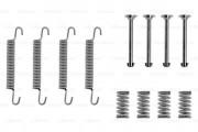 Монтажный комплект тормозных колодок BOSCH 1987475166