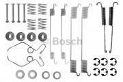 Монтажный комплект тормозных колодок BOSCH 1987475180