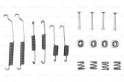 Монтажний комплект гальмівних колодок BOSCH 1987475205
