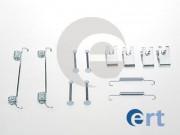 Монтажный комплект тормозных колодок ERT 310017