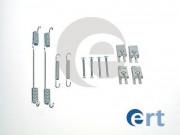 Монтажный комплект тормозных колодок ERT 310040