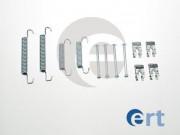 Монтажный комплект тормозных колодок ERT 310045