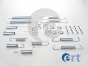 Монтажный комплект тормозных колодок ERT 310058