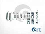 Монтажний комплект гальмівних колодок ERT 310061