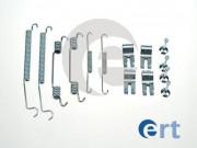 Монтажный комплект тормозных колодок ERT 310076