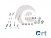 Монтажный комплект тормозных колодок ERT 310142