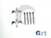 Монтажний комплект гальмівних колодок ERT 420002