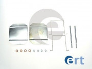 Монтажный комплект тормозных колодок ERT 420043