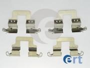 Монтажный комплект тормозных колодок ERT 420058