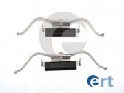 Монтажный комплект тормозных колодок ERT 420090