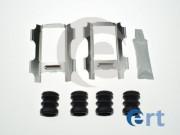 Монтажный комплект тормозных колодок ERT 420101
