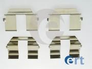Монтажный комплект тормозных колодок ERT 420107