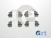 Монтажный комплект тормозных колодок ERT 420164