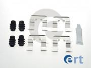 Монтажный комплект тормозных колодок ERT 420168
