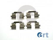Монтажний комплект гальмівних колодок ERT 420198
