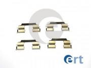 Монтажный комплект тормозных колодок ERT 420204