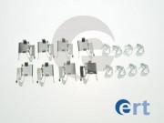 Монтажный комплект тормозных колодок ERT 420206