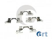Монтажный комплект тормозных колодок ERT 420243