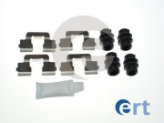 Монтажний комплект гальмівних колодок ERT 420283