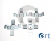 Монтажный комплект тормозных колодок ERT 420300