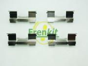 Монтажный комплект тормозных колодок FRENKIT 901729