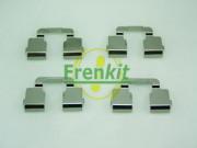 Монтажный комплект тормозных колодок FRENKIT 901733