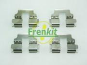 Монтажный комплект тормозных колодок FRENKIT 901750