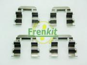 Монтажный комплект тормозных колодок FRENKIT 901782