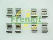 Монтажный комплект тормозных колодок FRENKIT 901855