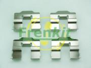 Монтажный комплект тормозных колодок FRENKIT 901868