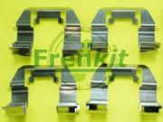 Монтажный комплект тормозных колодок FRENKIT 901888