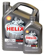 Моторное масло Shell Helix Ultra Racing 10w60