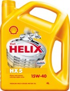 Моторное масло Shell Helix HX5 15W40