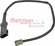 Датчик износа тормозных колодок METZGER WK 17-289