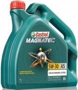 Моторное масло Castrol Magnatec A5 5W30