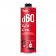 Очиститель топливной системы дизельных двигателей Bizol Diesel System Clean+ g60 (250мл)