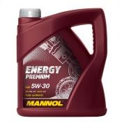 Моторное масло Mannol Energy Premium 5w30