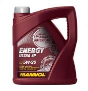 Моторное масло Mannol Energy Ultra JP 5w20