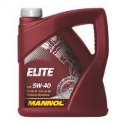 Моторное масло Mannol Elite 5w40