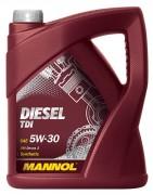 Моторное масло Mannol Diesel TDI 5w30